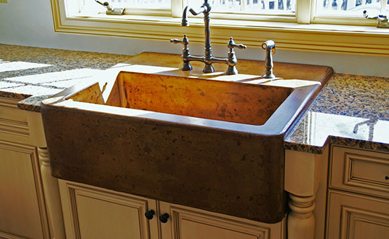 Apron Or Country Kitchen Sinks Are Also Known As Farmhouse Sinks And